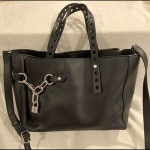 Alexander Wang black leather bag *NWOT*
